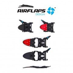 KIT ADHESIVOS AIRFLAPS BLACK