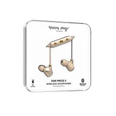 Happy Plugs - Ear Piece II - Matte Gold