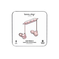 Happy Plugs - Ear Piece II - Pink Gold