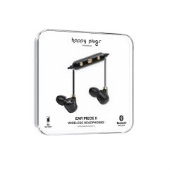 Happy Plugs - Ear Piece II - Black Gold