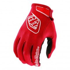 AIR GLOVES_ RED MD