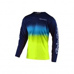 GP AIR JERSEY STAIN'D NAVY / YELLOW