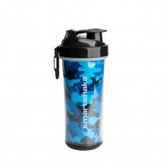 DOUBLE WALL 750ML - Camo Blue