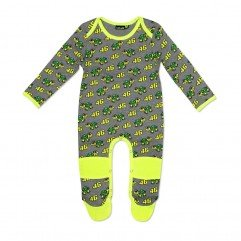 BABY OVERALL VR46 CLASSIC TURTLE multicolor Kid