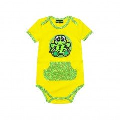 BABY BODY VALENTINO ROSSI YELLOW KID