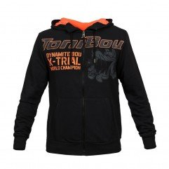 FLEECE TONI BOU 2017 NEGRO