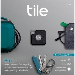 Tile Pro Black and White Combo - 4-pack - replaceable battery