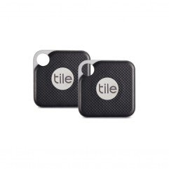 Tile Pro Black and White Combo - 2-pack - replaceable battery
