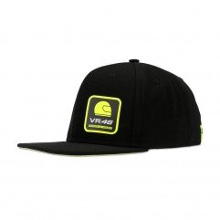 ADJ CAP VR46 RIDERS ACADEMY CORPORATE black Man