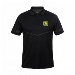 CORPORATE- VR46 RIDERS ACADEMY RIDERS ACADEMY 2018 COLLECTION, NERO, L POLO Man BLACK