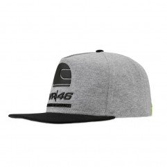 ADJ CAP VR46 RIDERS ACADEMY CORPORATE melange grey Man