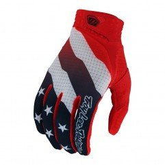 AIR GLOVE STRIPES & STARS RED