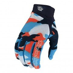 AIR GLOVE FORMULA CAMO NAVY / ORANGE